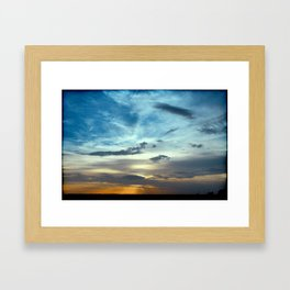 Symphony For The Eyes Framed Art Print