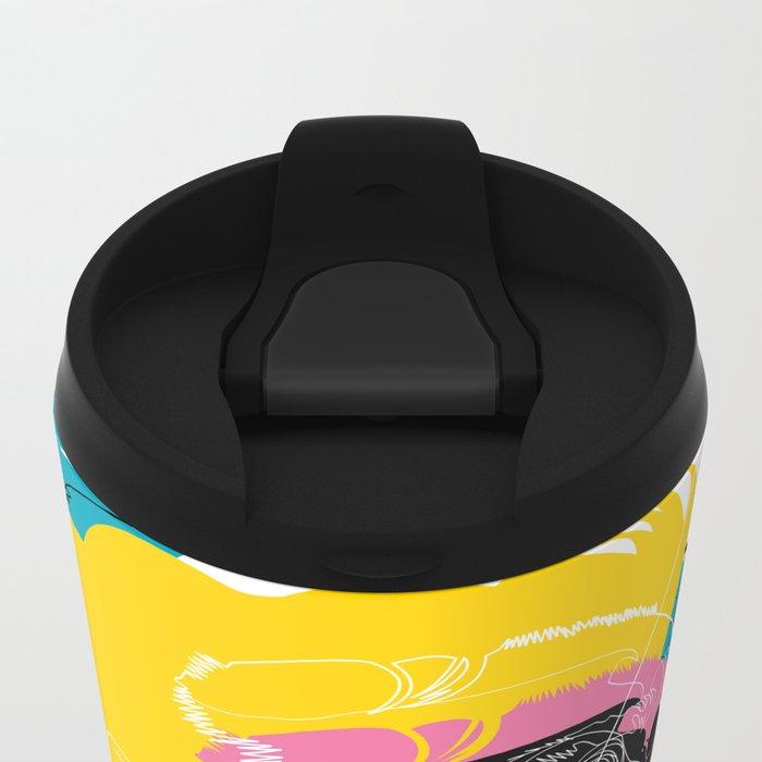 060115 Metal Travel Mug
