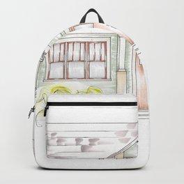 Green Craftsman Backpack