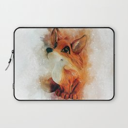 Cute Fox Laptop Sleeve