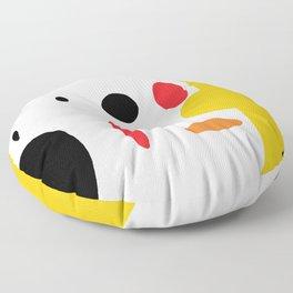 Passing Floor Pillow