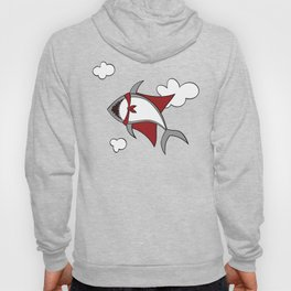Super Shark Hoody