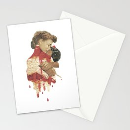 SWEET LOVE Stationery Cards