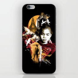 Monk iPhone Skin