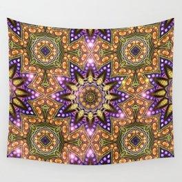 Bohemian Sun Wall Tapestry
