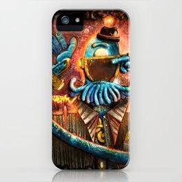 Donny Darkmatter iPhone Case