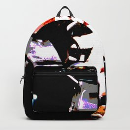 Back To The DeLorean Backpack