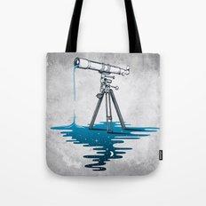 Liquid Universe Tote Bag