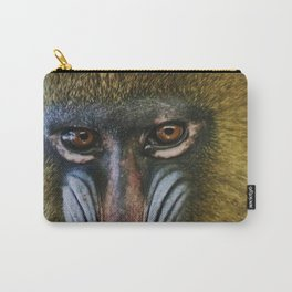 Princess the Mandrill Carry-All Pouch