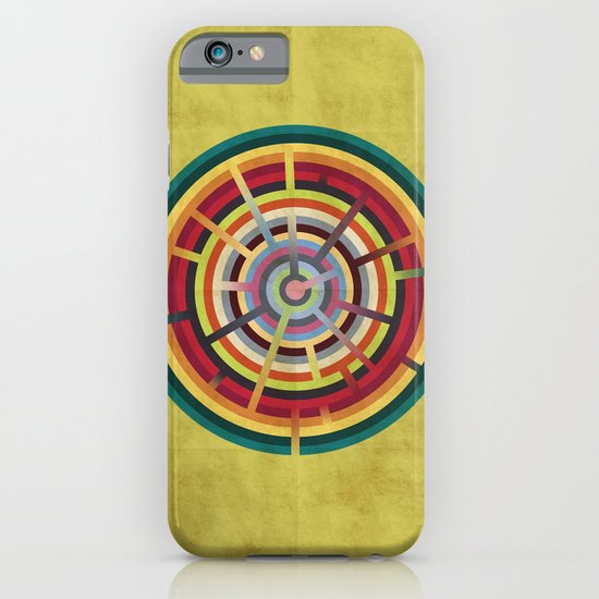 Lost in color iPhone & iPod Case