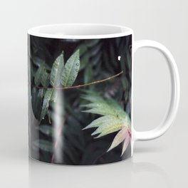 rainy leaves II Coffee Mug