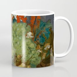 "Jan van Os  ""Fruit still life with a mouse on a ledge"" Coffee Mug"
