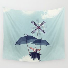 The Traveler Wall Tapestry