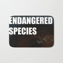 Endangered Species Bath Mat