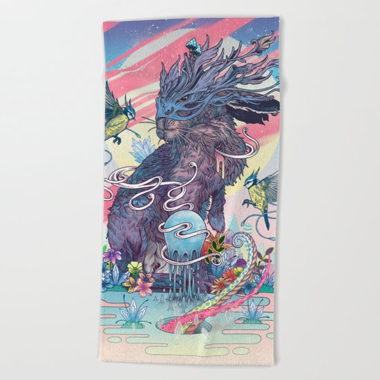 Communion Beach Towel