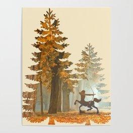Mystic Hunt Poster