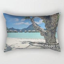 Bora Bora Hammock Rectangular Pillow