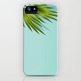 Palm beach series  iPhone Case