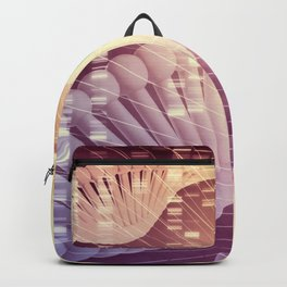 DNA Medical Science and Biotech Chemistry Genes Backpack