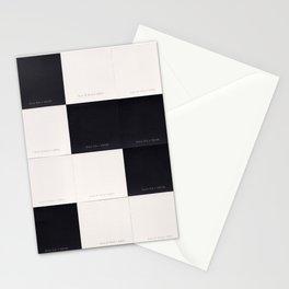 Black & White 01 Stationery Cards