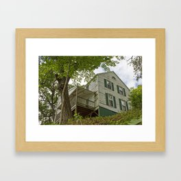 The Americana Framed Art Print