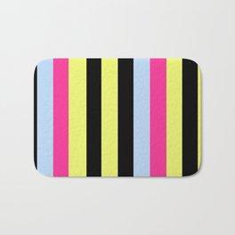 Bertie Bassett Stripes Pattern Bath Mat
