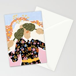 I Can't See You Stationery Cards