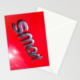 Smart Fortwo mhd Coupe Smart Logo Stationery Cards