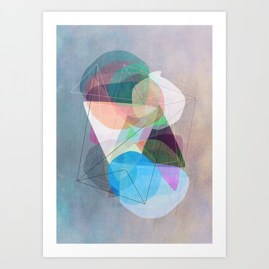Graphic 117 X Art Print
