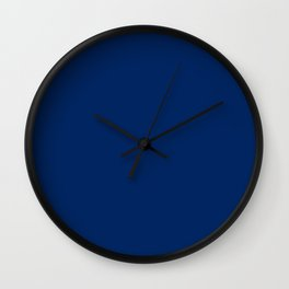Mountains in the Mist ~ Blue Hills Wall Clock