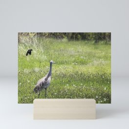 Unfazed Mini Art Print