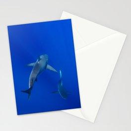 Hawaiian Shark III Stationery Cards