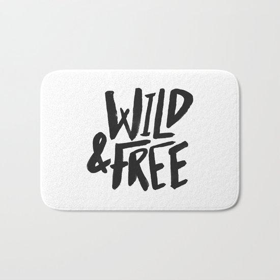 Wild & Free Bath Mat