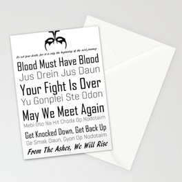 Quotes - The 100 Stationery Cards