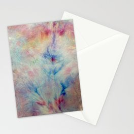 Tye Dye Kaleidoscope Sunset Stationery Cards