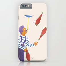 A circus performer named Brian. Slim Case iPhone 6s