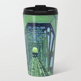 Railway Bridge III Travel Mug