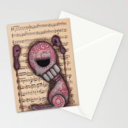 Deliverance Stationery Cards