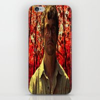 will graham iPhone & iPod Skins featuring Will Graham by KP Designs