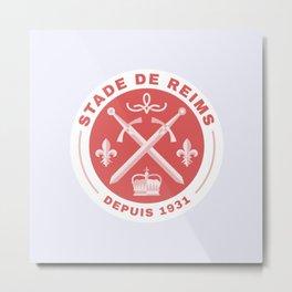 Stade de Reims Metal Print