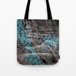 Rencontre improbable 01 Tote Bag