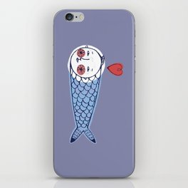 Little Fish iPhone Skin