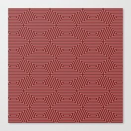 Op Art 33 Canvas Print