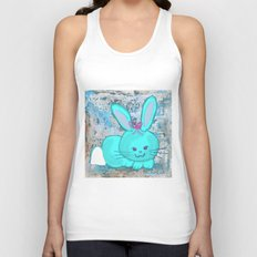 Easter is comming Unisex Tank Top