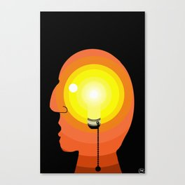 Discovery Canvas Print