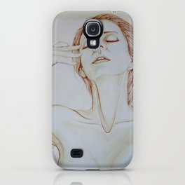 Synthesis of emotions iPhone Case