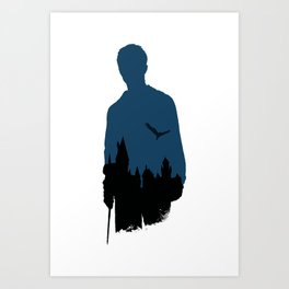 The boy who lived. Art Print