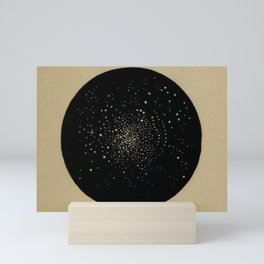 Star Cluster Mini Art Print