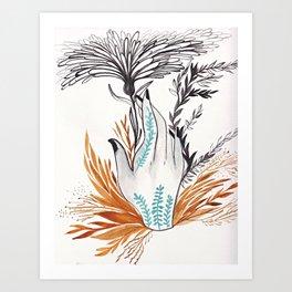 Lets Make Beautiful Things Art Print