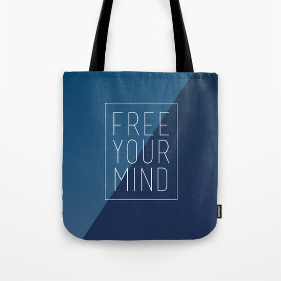 Free Your Mind II Tote Bag